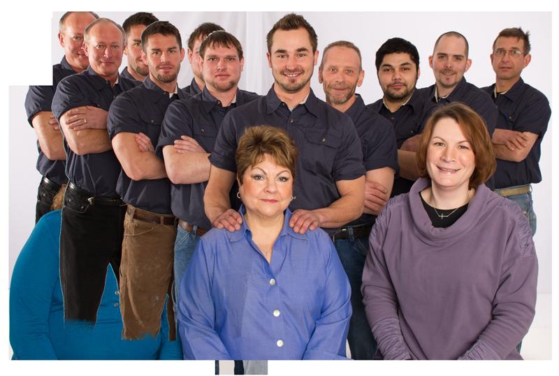 Andersen Plumbing Team